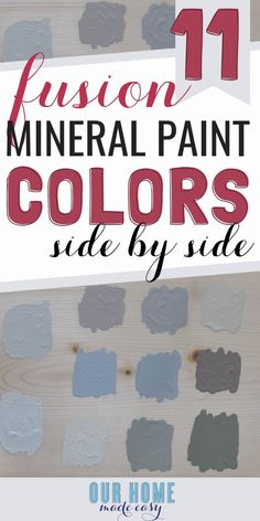 See 11 of the most popular neutral Fusion Mineral Paint colors at a glance! Skip buying your own containers and use this guide instead! Paint Furniture, Furniture Makeover, Furniture Refinishing, Swimming Pool Accessories, Do It Yourself Organization, Mineral Paint, Mineral Fusion Paint, Diy Home Accessories, Diy Porch