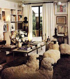 Home of Yves Saint Laurent.