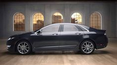 Form, meet function. The #LincolnMKZ.