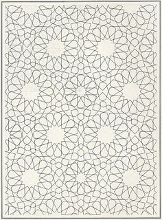 Pattern in Islamic Art - BOU 128
