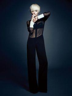Lee Yeon Hee. Platinum+