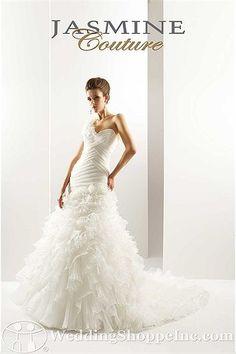 Jasmin wedding gown
