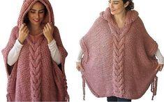 Sunt o croitoreasă cu experiență și vă voi prezenta cu cea mai mare plăcere cum se tricotează această haină super modernă și universală - Fasingur