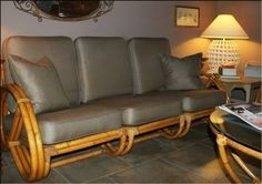 vintage bamboo furniture makers Philippines