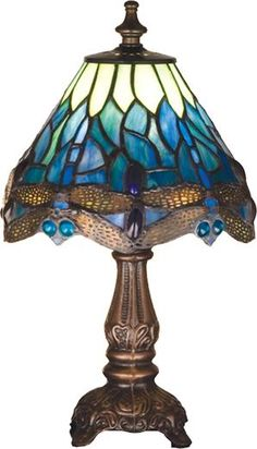 Hanginghead Dragonfly Mini Table Lamp