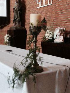 Candelabro para altar
