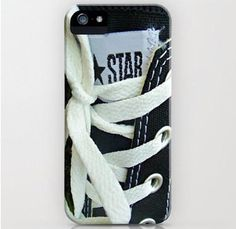 All star Converse iPhone case