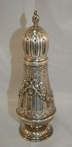 Antique Sugar Shaker French 800  Circa Mid 1800's