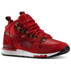 2d2a8a0cf18 Reebok - GL 6000 Mid Flash Red Excellent Red Triathlon Red White M41520