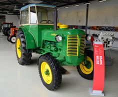 Exhibition of historic Zetor tractors Vintage Farm, Tech, Retro, Gallery, Tractors, Tractor, Farm Gate, Vintage Farmhouse, Retro Illustration