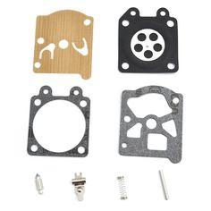 5SET Carburetor Carb Repair Kit For Partner 350 351 Chainsaw Engine Parts #Affiliate