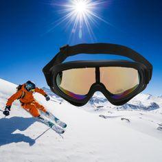 Nueva Snowboard A Prueba de polvo gafas de Sol de La Motocicleta Gafas de Esquí Gafas Lente Marco Paintball Deportes Al Aire Libre A Prueba de Viento Gafas Gafas