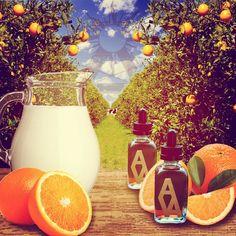 www.nhale.co.uk  Orange Grove... It's like vaping an orange crèmesicle! #ascension #ascensionvapor #ascensionvaporalchemy #vape #vapefam #vapelove #vapeporn #clouds #cloudporn #vapefriends #cloudchasers #classyvape #vapefam #instavape #vapetheworld #subohm #vapemagazine