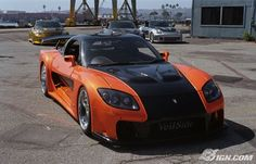 The Fast and the Furious: Tokyo Drift Car of the Day: VeilSide RX-7 - Cars Feature at IGN
