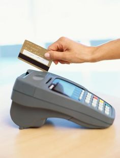 Swiping your Global One Card for easier, lower cost transactions