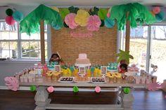 Moana party/ Hawaiian party