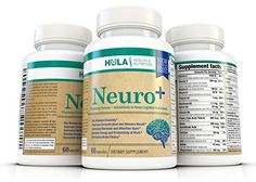 Neuro Powerful Cognitive Enhancer  Nootropic  Skyrockets Focus and Mental Clarity  Unleashes Creativity and Memory in Men  Women  Full Months Supply  Scientifically Formulated Brain Supplement -- You can get additional details at the image link. (This is an affiliate link)