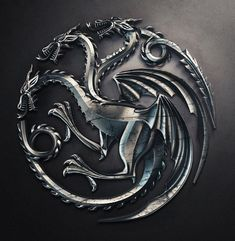House Targaryen - Get beautiful Game of Thrones Necklaces on World-of-Westeros.com!