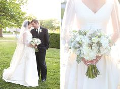 Lovely bouquet by The French Bouquet. Photos by Aaron Snow Photography. #wedding #decor #weddingreception #oklahomawedding #bouquet #flowers #weddingflowers