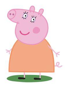 Mummy Pig Peppa Pig Transparent PNG Image Peppa Pig can be a British isles toddler Peppa Pig Cartoon, Peppa Pig Images, Peppa Pig Teddy, Peppa Pig Familie, Peppa Pig Wallpaper, Pig Png, Deco Fruit, Aniversario Peppa Pig, Cumple Peppa Pig