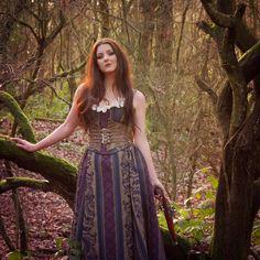 Adventure is waiting for those who dare to dream ☁️✨🍂 🔮#ThatsAFlintlockMusketRightThere . . . #SleepyHollowVibes #woodlandrealm #CharlotteinEngland #woodland #gallivanting #fog #victoriandress #victorian #dark #steampunk #beautiful #elegant #longhair #enchantedforest #sleepyhollow #enchanting #magical #gothic #victorian #witchy #corset #victorianstyle #corsetbelt #fantasy #fantasyland #dream #forest #british #england Corset Belt, Country Fashion, Dares, Victorian Fashion, Woodland, Steampunk, Gothic, Waiting, Charlotte