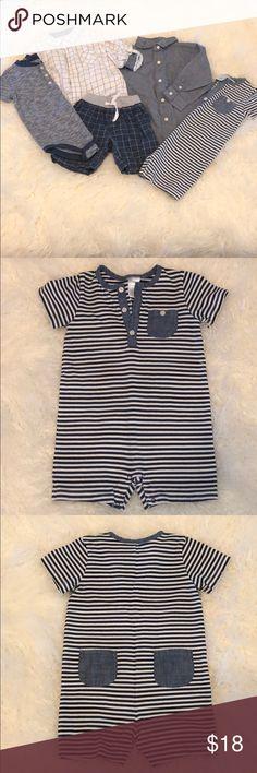 NWT Boy/'s Gymboree Mix n Match dinosaur short sleeve shirt ~ 18-24 months