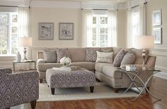20 of The Best Small Living Room Ideas   Pinterest   Grey sectional ...