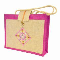 Grehom Handbag - Matrix Pink