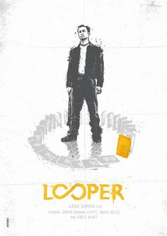 Looper (2012, Rian Johnson) - Self loathing, self absorbed, but not self-determining.