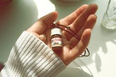 Some people carry an EpiPen for emergencies. I want to carry emergency Nutella.