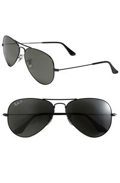 Timeless style - Aviator Polarized Sunglasses