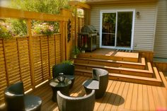 Finest covered deck ideas nz only in popi home design Finest covered deck ideas nz only in popi home design Small Yard, Outdoor Decor, Patio Design, Stairs Design, Perfect Patio, Deck Design, Hot Tub Deck Design, Covered Deck Ideas Nz, Hot Tub Landscaping