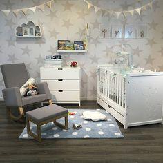 Cómoda Babystation Tikei by Baby Station. Mueble para organizar. Decoración para bebés. Decohunter. Encuentra dónde comprar este diseño y Producto en Colombia