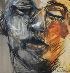 Contemporary Art, Fine Art, Figurative, Drawings, Artist, Pictures, Faces, Portraits, Paintings