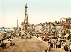 Blackpool, England 1898