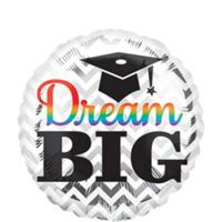 Colorful Graduation Balloons - Party City