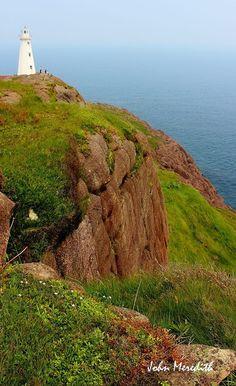 Signal Hill St. John's Newfoundland, Canada