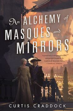 """Join 9 people right now at """"An Alchemy of Masques and Mirrors Sweepstakes! 
