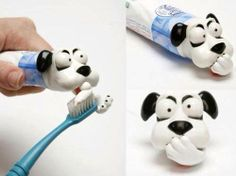 How to thrill your kids with this super cute toothpaste, How to, how to do, diy instructions, crafts, do it yourself, diy website, art project ideas