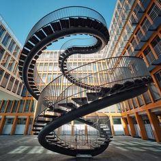 edificio KPMG Munich raras