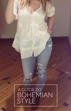 Be bold and be beautiful—these are the tenets of the Bohemian Style. They are easy to achieve if you have the knowhow. Choose worn-in—or even tattered—denim jeans for a laid-back look, but style it up with a flowing white top for an air of pure sophistication. Classy, easy, and beautiful, Bohemian Style makes a regular day on the town feel comfortable and free. Browse eBay's guide, and learn how to pull off this style for yourself.