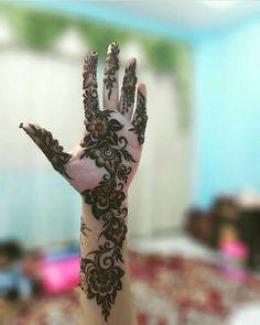 Khafif Mehndi Design, Mehndi Design Pictures, Modern Mehndi Designs, Wedding Mehndi Designs, Beautiful Henna Designs, Mehndi Designs For Hands, Heena Design, Mehndi Images, Henna Designs Kids