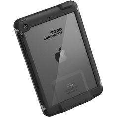 LifeProof Nuud Case for iPad Mini 1/2/3 (Black) | Strike