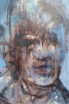 blue note, flo, face , visage bleu, gegout, défiguration,