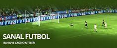 Sanal Futbol Oynanan Bahis Siteleri    Sanal futbol bahis ve casino sitelerinin en çok kazandıran oyunlarından biridir. Sanal bahis oyunları son dönemlerde sıkça tercih edilmektedir. Oyunlar tamamen sanal ve güvenlidir. Ayrıca seri bir şekilde katlama şansı oldukça yüksektir bu nedenle oldukça popüler oyunlar haline gelmiştir. Sizlerde sanal futbol oynatan bahis siteleri üzerinden oynayarak bunu deneyimleyebilirsiniz.    YAZININ DEVAMI