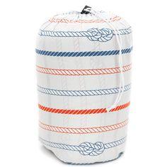 Nautical sleeping bag