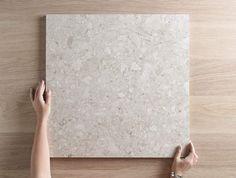 terazzo floor Stirling Terrazzo Look Grey Matt Tile Stone Bathroom, Beige Bathroom, Bathroom Floor Tiles, Tile Floor, Terrazzo Flooring, Kitchen Flooring, Coloured Grout, Small Bathtub, Bathroom Interior Design
