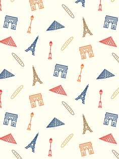 Do good, feel good! Pattern Paper Co. stands with Paris. All proceeds from this card will be donated to the French Red Cross (Croix-Rouge française) to support those affected by the recent tragedies. #prayforparis. By Pattern Paper Co.