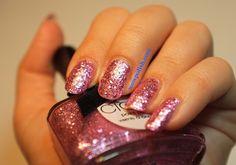 WOW Polish: Ciaté Funhouse Swatch: Sparkly Sparkly!