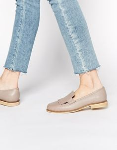 ASOS | ASOS MASCOT Leather Loafers at ASOS